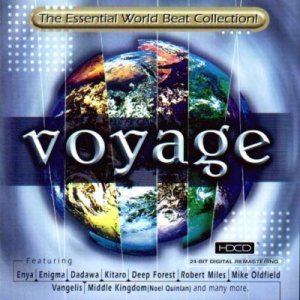 Front Cover Voyage - The Essential World Beat Collection