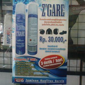 Poster Z'Gare